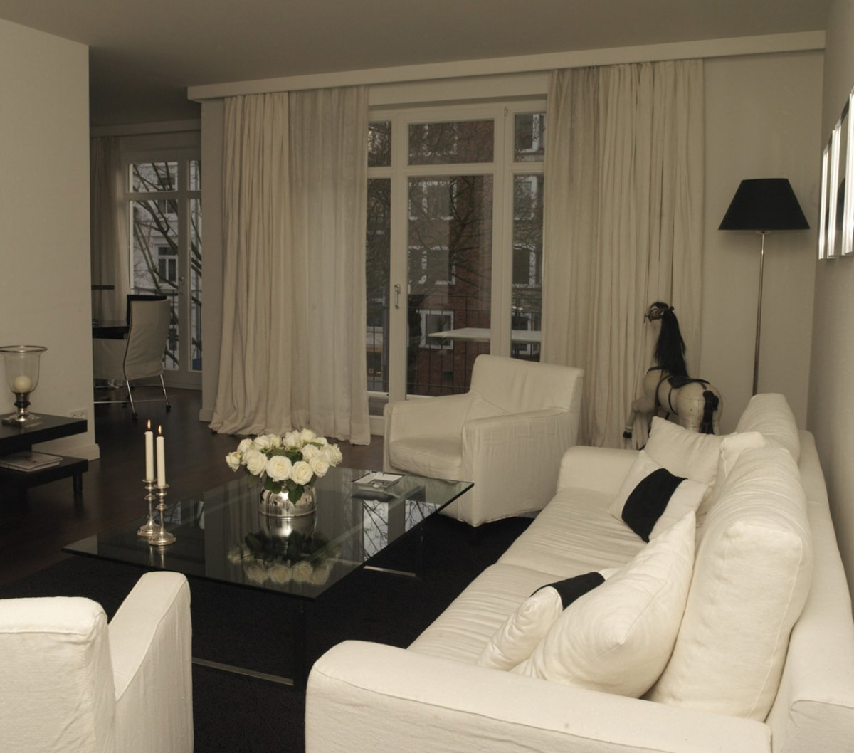 projekt neues apartment in hamburg ullibel ihr spezialistenteam f r exklusive. Black Bedroom Furniture Sets. Home Design Ideas