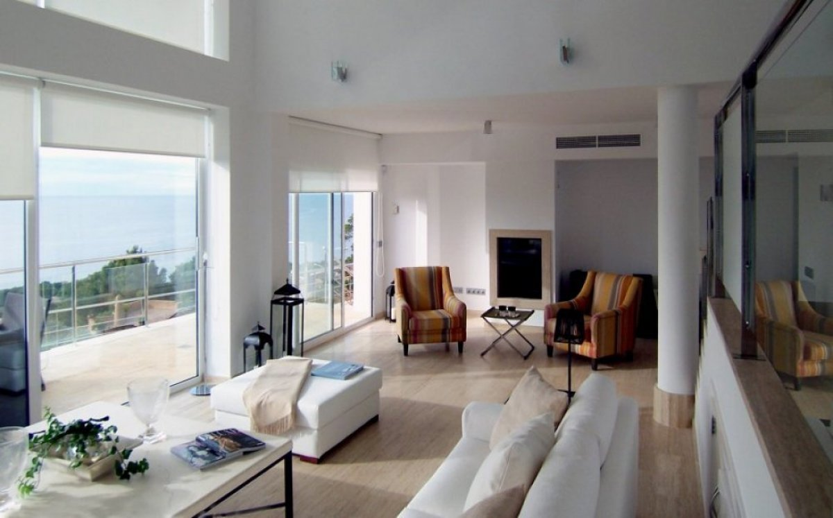 Modern House In Santa Ponsa Interior Design Mallorca